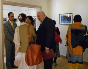 PIDSA representatives, Italian Cooperation and Pakistani Government, Nishtar Hospital